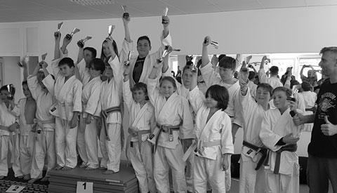 Brazilian Jiu-Jitsu Kinder-München