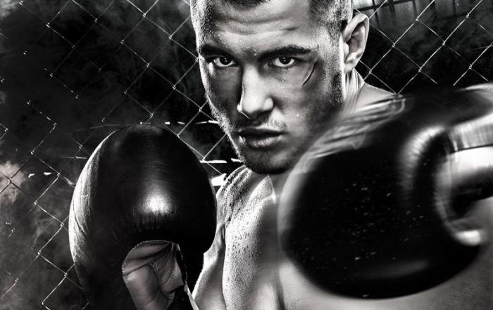 MMA Mixed-Martial-Arts Kampfsport Selbstverteidigung